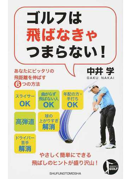 ゴルフは飛ばなきゃつまらない! あなたにピッタリの飛距離を伸ばす6つの方法