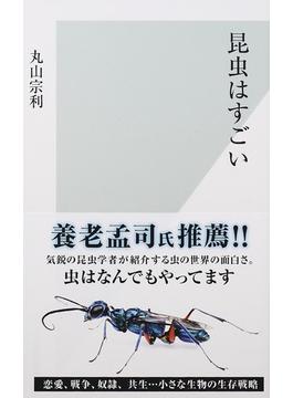 昆虫はすごい(光文社新書)