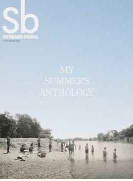 Sb Skateboard Journal 2014IN SWIMMING POOL MY SUMMER'S ANTHOLOGY