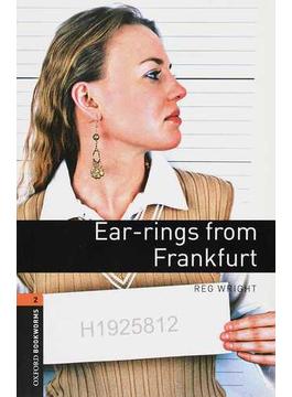 Ear‐rings from Frankfurt