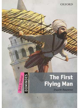 The first flying man