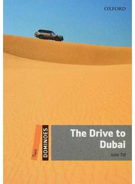 The drive to Dubai