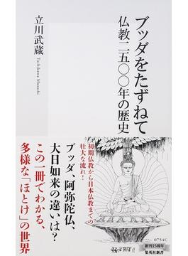 ブッダをたずねて 仏教二五〇〇年の歴史(集英社新書)