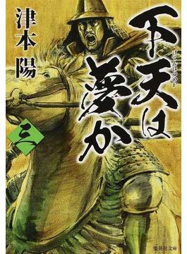 下天は夢か 3(集英社文庫)