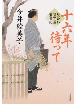 十六年待って(角川文庫)