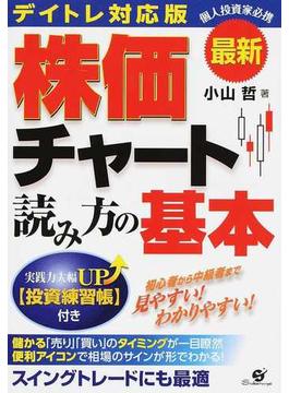 株価チャート読み方の基本 デイトレ対応版 最新
