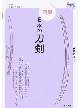 図解日本の刀剣
