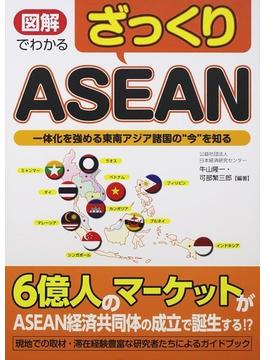 """図解でわかるざっくりASEAN 一体化を強める東南アジア諸国の""""今""""を知る"""