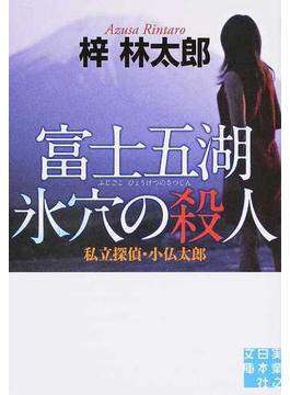 富士五湖氷穴の殺人(実業之日本社文庫)