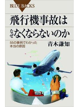 飛行機事故はなぜなくならないのか 55の事例でわかった本当の原因(講談社ブルーバックス)