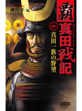 【全1-4セット】覇 真田戦記(歴史群像新書)