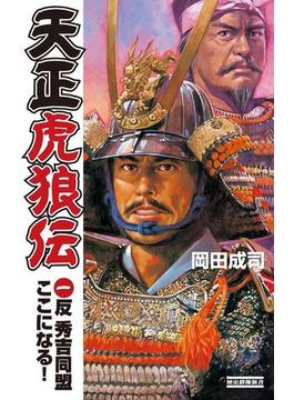 【全1-3セット】天正虎狼伝(歴史群像新書)