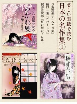 【全1-2セット】美しい表紙で読む日本の名作集