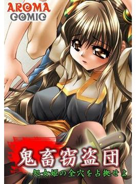 【全1-9セット】鬼畜窃盗団 ~処女姫の全穴を占拠せよ~(アロマコミック)
