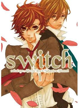 【1-5セット】新装版 switch(ZERO-SUMコミックス)
