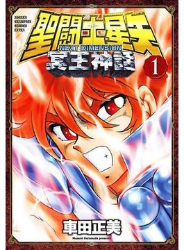 【全1-12セット】聖闘士星矢 NEXT DIMENSION 冥王神話(少年チャンピオン・コミックス)