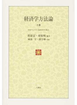 経済学方法論 上巻 中国マルクス主義経済学の視点