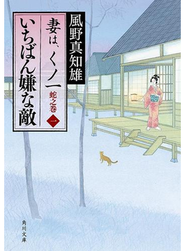 【全1-3セット】妻は、くノ一 蛇之巻(角川文庫)
