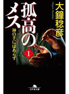 【全1-4セット】孤高のメス 神の手にはあらず(幻冬舎文庫)