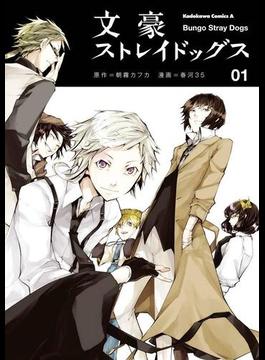 【全1-15セット】文豪ストレイドッグス(角川コミックス・エース)