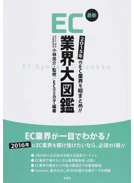最新EC業界大図鑑 2015年のEC業界を総まとめ!!