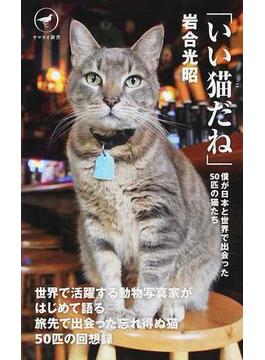 いい猫だね 僕が日本と世界で出会った50匹の猫たち