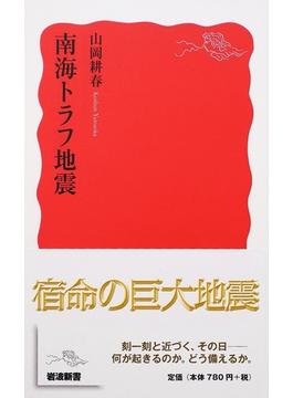 南海トラフ地震(岩波新書 新赤版)