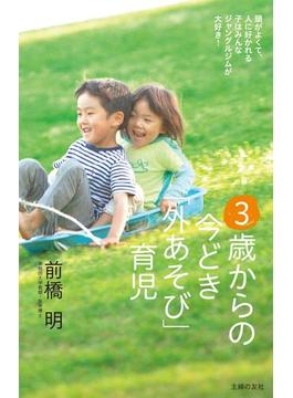 【期間限定価格】3歳からの今どき「外あそび」育児