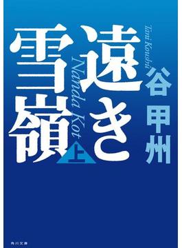 【期間限定価格】遠き雪嶺(上)