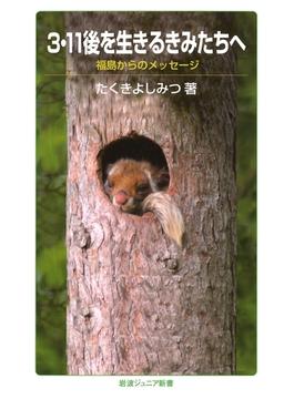 3.11後を生きるきみたちへ-福島からのメッセージ(岩波ジュニア新書)