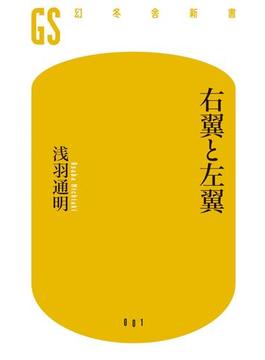 右翼と左翼(幻冬舎新書)