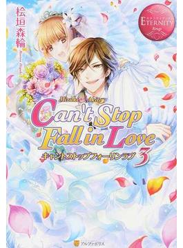 Can't Stop Fall in Love Mizuki & Akito 3(エタニティブックス・赤)