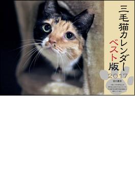 三毛猫カレンダー2017 ベスト版