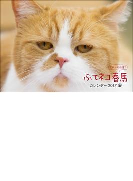 ふてネコ春馬カレンダー2017