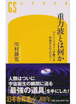 重力波とは何か アインシュタインが奏でる宇宙からのメロディー(幻冬舎新書)