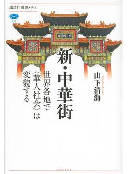 新・中華街 世界各地で〈華人社会〉は変貌する(講談社選書メチエ)