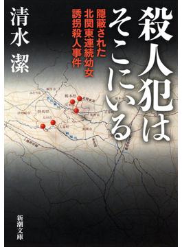 殺人犯はそこにいる―隠蔽された北関東連続幼女誘拐殺人事件―(新潮文庫)(新潮文庫)