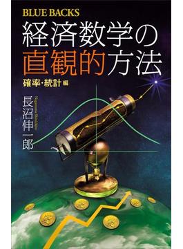 【期間限定価格】経済数学の直観的方法 確率・統計編(講談社ブルーバックス)