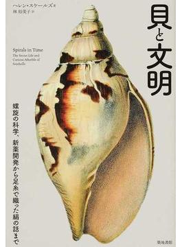 貝と文明 螺旋の科学、新薬開発から足糸で織った絹の話まで