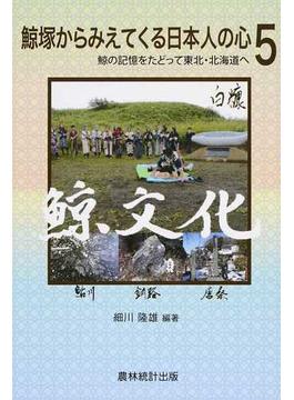 鯨塚からみえてくる日本人の心 5 鯨の記憶をたどって東北・北海道へ