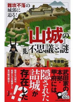 難攻不落の城郭に迫る!『山城』の不思議と謎(じっぴコンパクト新書)