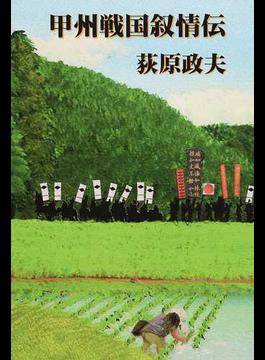 甲州戦国叙情伝 小説