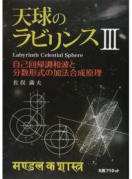 天球のラビリンス 3 自己回帰調和波と分数形式の加法合成原理