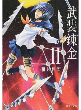 武装錬金 2(集英社文庫コミック版)