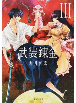 武装錬金 3(集英社文庫コミック版)