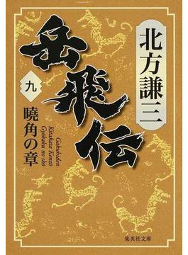 岳飛伝 9 曉角の章(集英社文庫)
