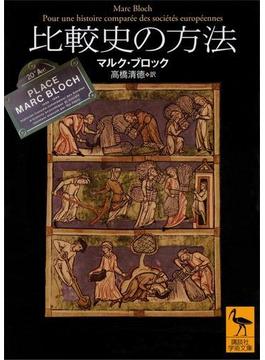 比較史の方法(講談社学術文庫)