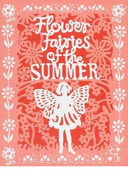 フラワーフェアリーズ花の妖精たち リトル・プレス・エディション 夏