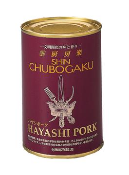新厨房楽 ハヤシポーク(1缶)