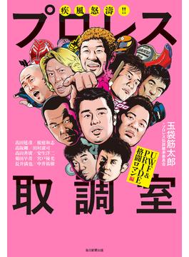 疾風怒濤!!プロレス取調室 UWF&PRIDE格闘ロマン編